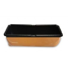 Fire Extinguisher Tray- Black